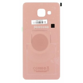 Samsung A510F Galaxy A5 2016 Battery Cover, Pink, GH82-11020D