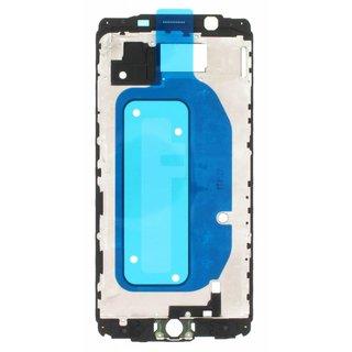 Samsung A510F Galaxy A5 2016 Front Cover Frame, Zwart, GH98-38625B