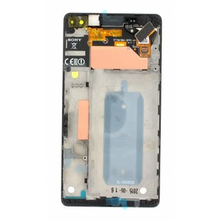 Sony Xperia C4 E5303 Lcd Display Module, Zwart, A/8CS-59160-0001
