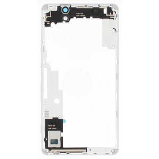 Sony Xperia C4 E5303 Mittel Gehäuse, Weiß, A/402-59160-0002