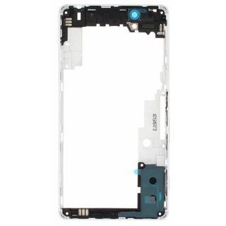 Sony Xperia C4 E5303 Middenbehuizing, Wit, A/402-59160-0002