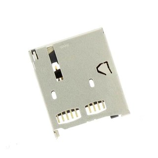 Sony Xperia C4 E5303 MicroSD Card Reader Connector, A/314-0000-00930