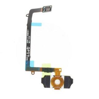 Samsung G925F Galaxy S6 Edge Home Button Flex, groen, GH96-08253E
