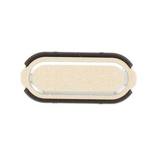 Samsung A700F Galaxy A7 Home Button, Goud, GH98-36175F