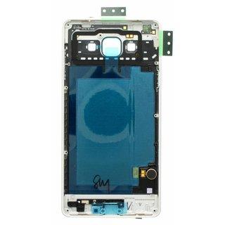 Samsung A700F Galaxy A7 Achterbehuizing, Wit, GH96-08413A
