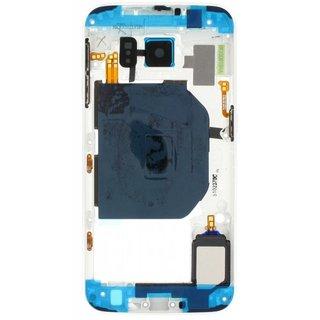 Samsung G920F Galaxy S6 Mittel Gehäuse, Blau, GH96-08583D
