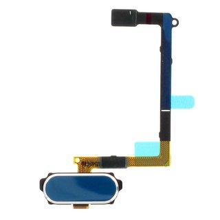 Samsung G920F Galaxy S6 Home Button Flex, Blauw, GH96-08166D