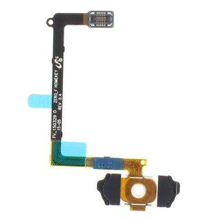 Samsung G920F Galaxy S6 Home Button Flex, Blue, GH96-08166D