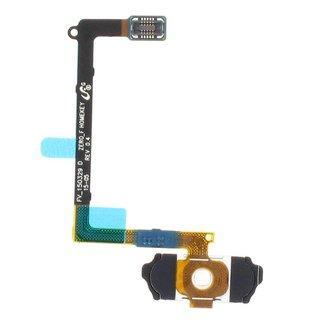 Samsung G920F Galaxy S6 Home Taste Flex Kabel  , Blau, GH96-08166D