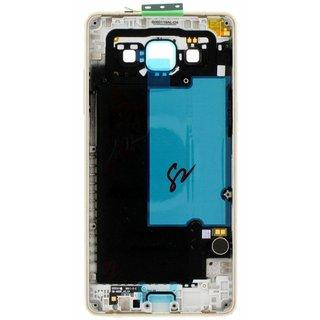 Samsung A500F Galaxy A5 Achterbehuizing, Goud, GH96-08241F