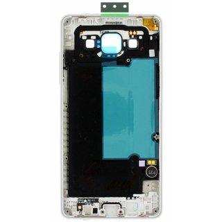 Samsung A500F Galaxy A5 Achterbehuizing, Zilver, GH96-08241C
