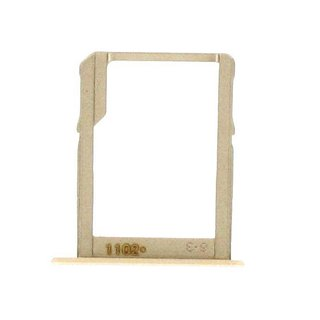Samsung A500F Galaxy A5 Memory Card Tray Holder, Gold, GH61-08201F