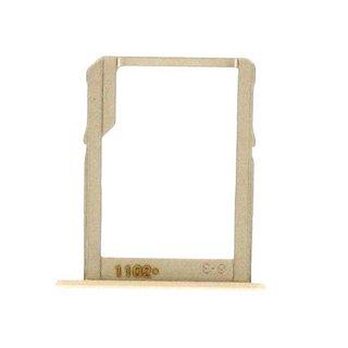 Samsung A500F Galaxy A5 Memory Card Tray Holder, Gold, GH61-08201F