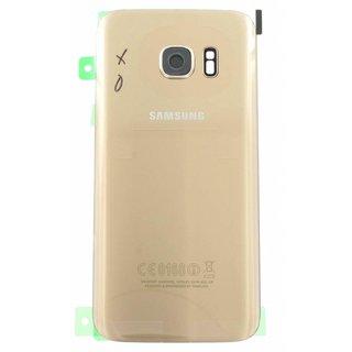 Samsung G930F Galaxy S7 Accudeksel, Goud, GH82-11384C