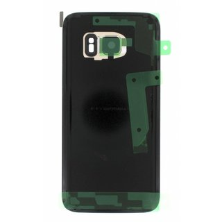 Samsung G930F Galaxy S7 Battery Cover, Gold, GH82-11384C