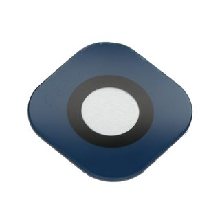 Samsung G920F Galaxy S6 Kamera Scheibe , Blau, Excl. Adhesive / Tape, GH64-04536D