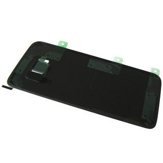 Samsung G935F Galaxy S7 Edge Battery Cover, Black, GH82-11346A