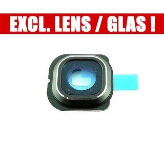 Samsung G925F Galaxy S6 Edge Kamera Ring Blende  , Grün, GH98-35867E, Without Glass/Lens