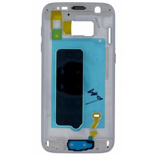 Samsung G930F Galaxy S7 Front Cover Frame, Black, GH96-09788A