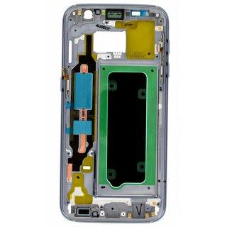 Samsung G930F Galaxy S7 Front Cover Rahmen, Schwarz, GH96-09788A