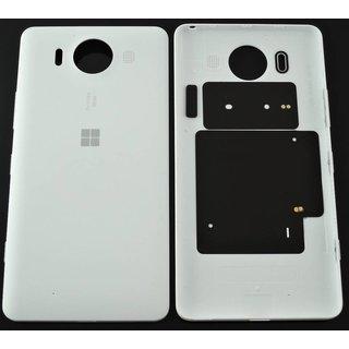Microsoft Lumia 950 Achterbehuizing, Wit, 00814D8