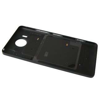 Microsoft Lumia 950 Back Cover, Black, 00814D9