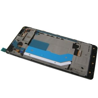 Microsoft Lumia 950 XL LCD Display Modul, Schwarz, 00813X2, For white and black phone