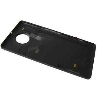 Microsoft Lumia 950 XL Achterbehuizing, Zwart, 00813X3