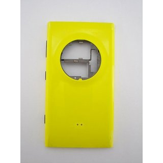 Nokia Lumia 1020 Achterbehuizing, Geel, 00810R7