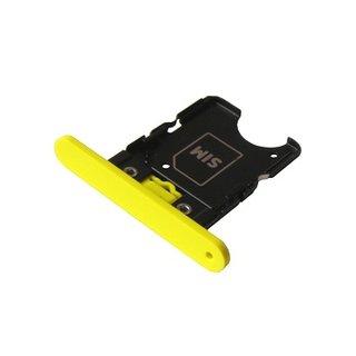 Nokia Lumia 1020 Sim Card Tray Holder, Yellow, 0269C76