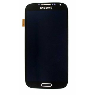 Samsung i9515 Galaxy S4 Value Edition Lcd Display Module, Zilver, GH97-15707N