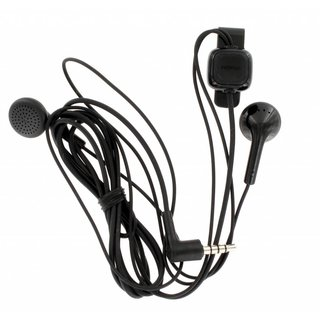 Nokia Lumia 1020 In-Ear Earpods, Black, 0694323, WH-102