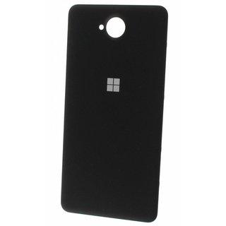 Microsoft Lumia 650 Akkudeckel , Schwarz, 02510Z8