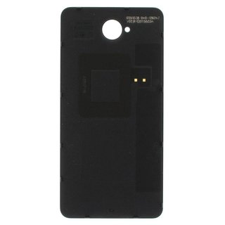 Microsoft Lumia 650 Battery Cover, Black, 02510Z8