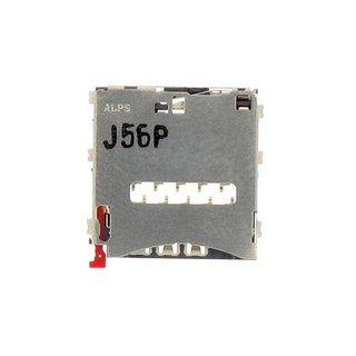 Sony Xperia Z1 compact D5503 SIMKaartlezer Connector 1271-9742