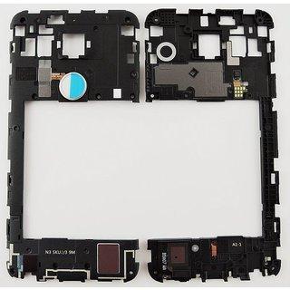 LG H791 Nexus 5X Mittel Gehäuse, Weiß, ACQ88433711, White Phone