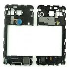 LG Middenbehuizing H791 Nexus 5X, Zwart, ACQ88433712, Black Phone