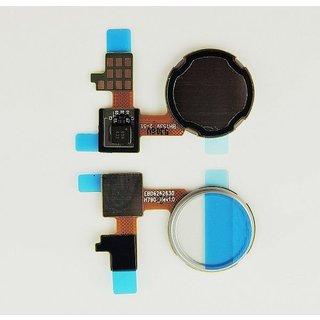 LG H791 Nexus 5X Fingerabdruck Sensor, Weiß, EBD62626301