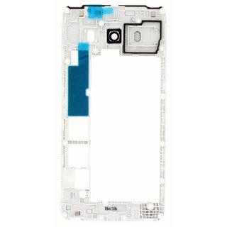 Samsung J510F Galaxy J5 2016 Middenbehuizing, Wit, GH98-39490C