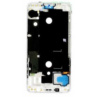 Samsung J510F Galaxy J5 2016 Front Cover Frame, Wit, GH98-39541C