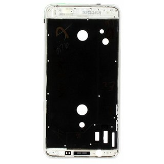 Samsung J510F Galaxy J5 2016 Front Cover Frame, White, GH98-39541C