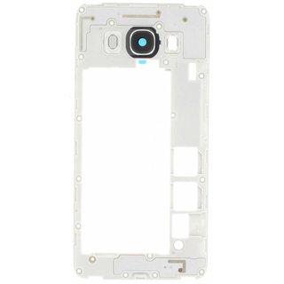Samsung J510F Galaxy J5 2016 Middenbehuizing, Zwart, GH98-39490B