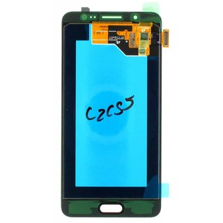Samsung J510F Galaxy J5 2016 LCD Display Module, Gold, GH97-18792A