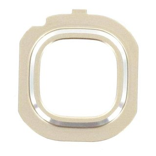 Samsung J510F Galaxy J5 2016 Camera Ring Cover, Gold, GH98-39309A, Without Glass/Lens