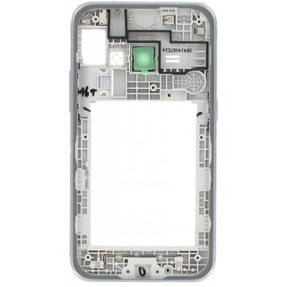 Samsung J120F Galaxy J1 2016 Middle Cover, Black, GH98-38929C