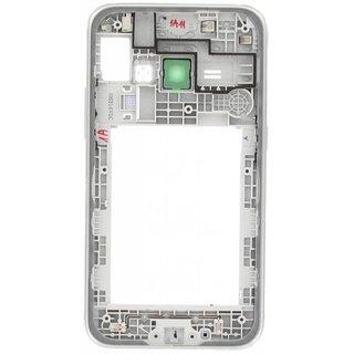 Samsung J120F Galaxy J1 2016 Middenbehuizing, Wit, GH98-38929A