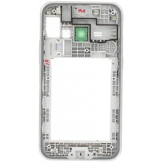 Samsung J120F Galaxy J1 2016 Middle Cover, White, GH98-38929A