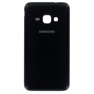 Samsung J120F Galaxy J1 2016 Akkudeckel , Schwarz, GH98-38906C