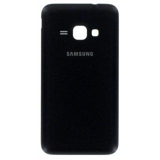 Samsung J120F Galaxy J1 2016 Battery Cover, Black, GH98-38906C