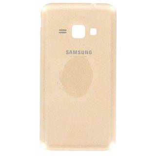 Samsung J120F Galaxy J1 2016 Akkudeckel , Gold, GH98-38906B